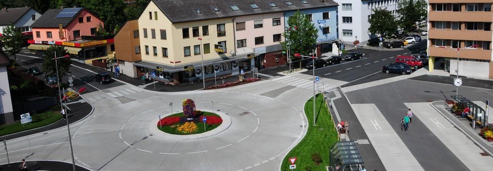 Wutscher Kreisverkehr