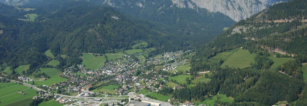 Blick auf Weißenbach