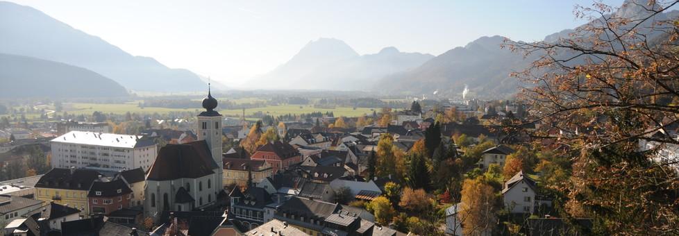 Herbst in Liezen