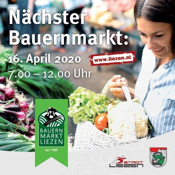Nächster Bauernmarkt