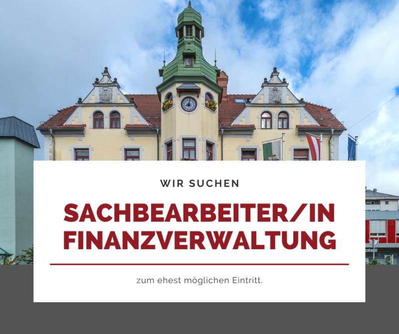 Sachbearbeiter Finanzverwaltung