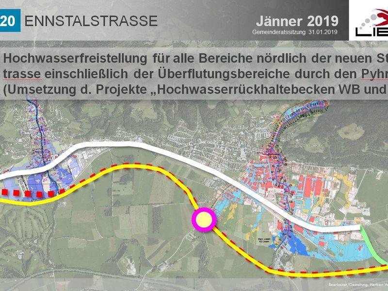 Karte_19_Hochwasserfreistellung_Liezen_Weißenbach