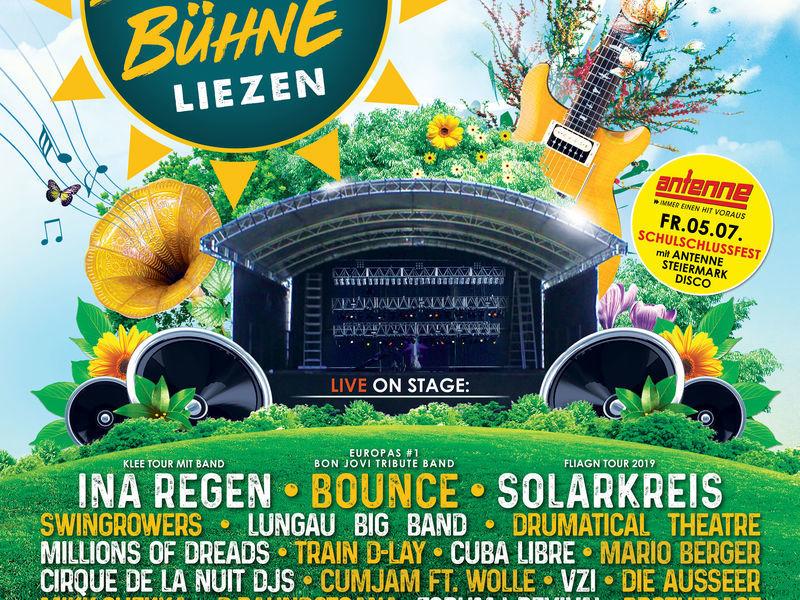 Sommerbühne Plakat