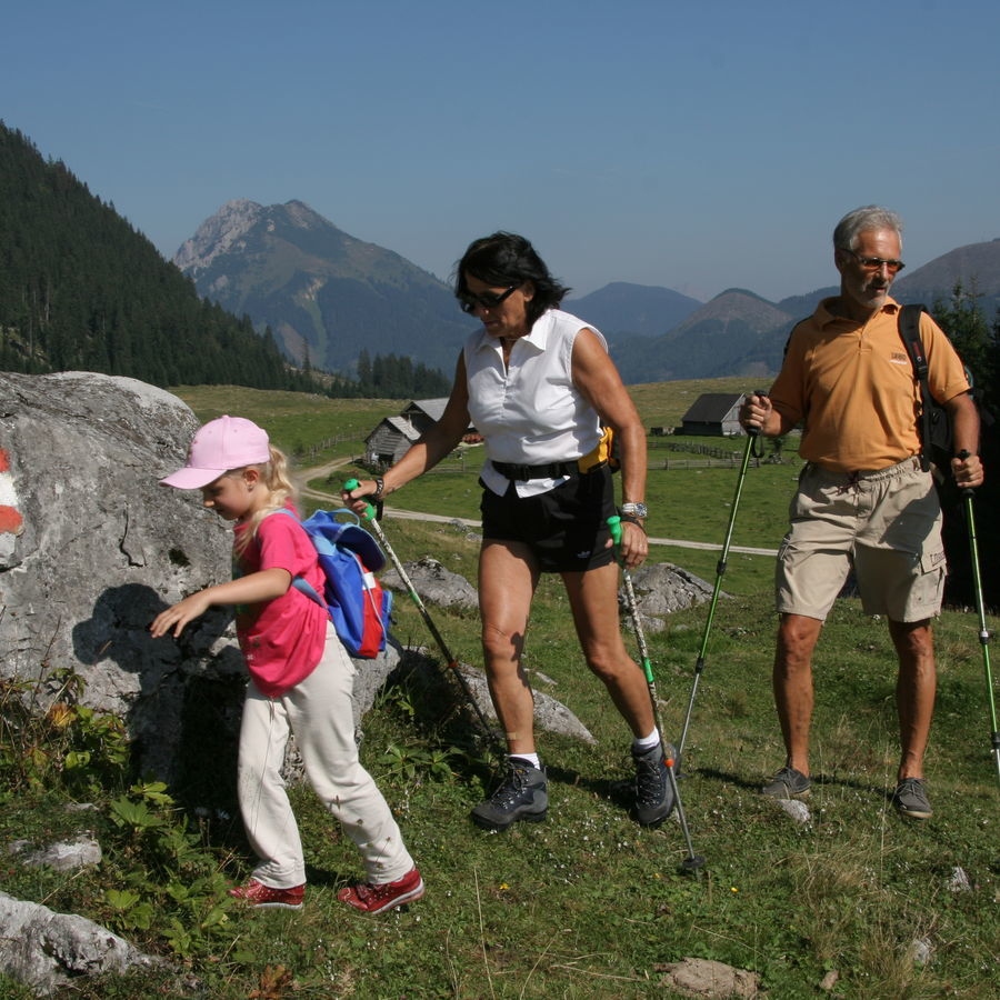 Wandern Hinteregg